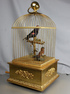 Large Double Singing bird cage by Reuge