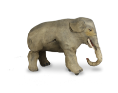 Walking buff-hide elephant automaton, by Roullet & Decamps